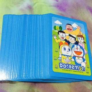 Doraemon Playing Cards