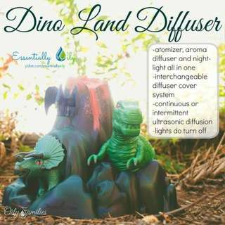 🚚 [NEW LAUNCH]Young Living Dinoland diffuser