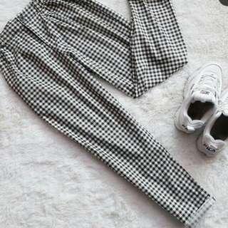 Chaina pants Zara x Bershka