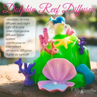 🚚 [NEW LAUNCH]Young Living Dolphin Diffuser