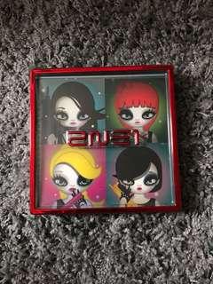 2NE1 NOLZA 2nd Mini Album