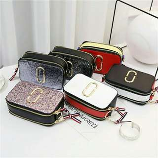 Marc jacobs snapshot sling bag premium
