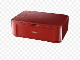 Canon Printer mg 3580