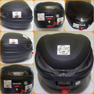3006--GIVI BOX B27 N2 - wop Smoke Reflector  ■■ For Sale !!!Brand New (YAMAHA, Honda, SUZUKI, ETC)