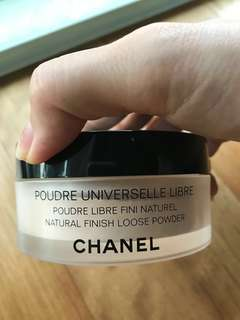 Chanel Loose Powder Bedak Naturel 30 Translucent 02 30gr