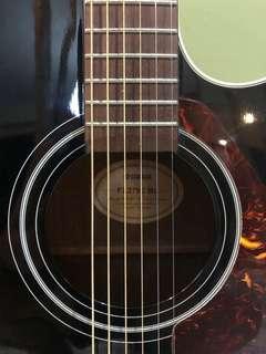 ACOUSTIC GUITAR (YAMAHA FX370C BL)
