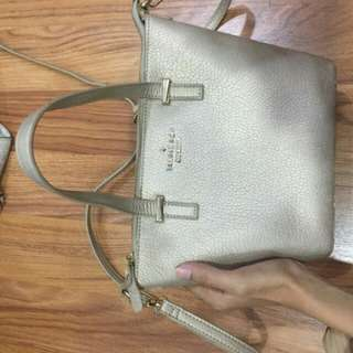 Slingbag gold