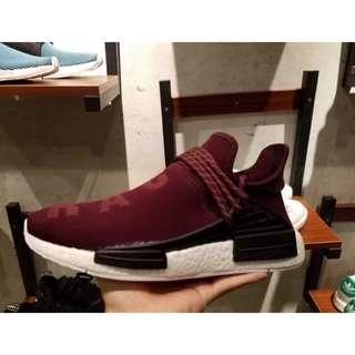 Adidas Origianlas Human Special NMD 紫 酒紅 菲董 BB3068 男女