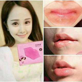 Authe tic Collagen Lip Mask
