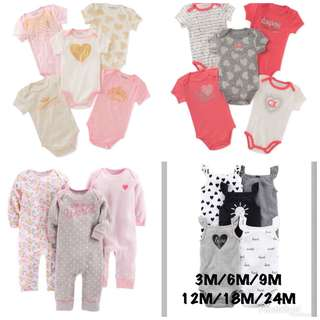 Readystock for 3M Baby Girl