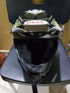 Bell Sx 1 offroad Helmet