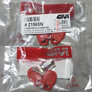 3006 🔓🔓🔓Givi Or Kappa Box Key Lock For Sale 😁😁😁😁😈
