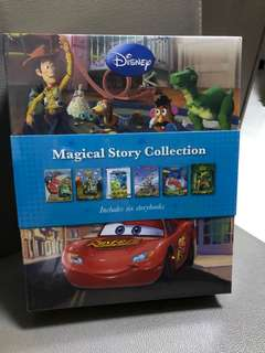 BN magical story collection