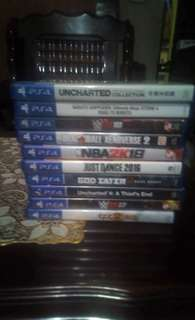 PS4 SLIM & GAMES