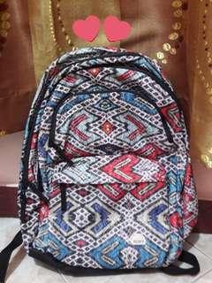Tas / Backpack Sekolah Roxy Original