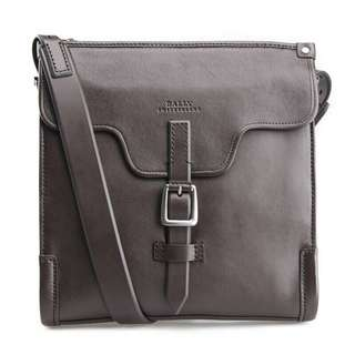 Genuine Bally leather Sling Bag