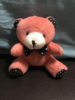 Mini Bear Soft Toy