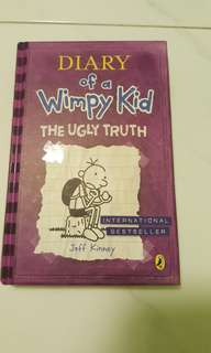 Diary of a Wimpy Kid The Ugly Teuth