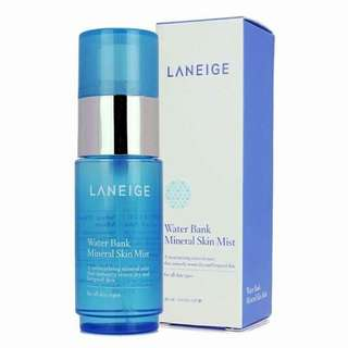 Laneige Water Bank Mineral Skin Mist [30ML]