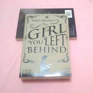 THE GIRL YOU LEFT BEHIND by Jojo Moyes, Novel Terjemahan