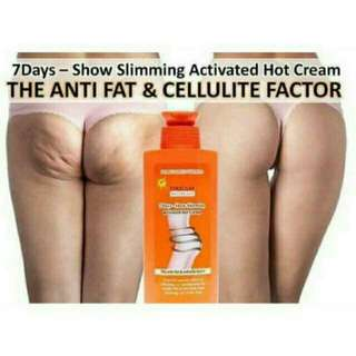 7 Days Dream Woman Slimming Lotion