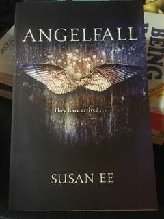 Angej Fall by Susan EE