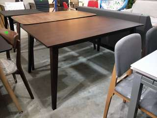 LELA Dining Table in Wenge