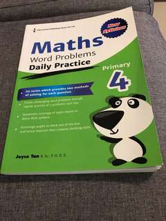 P4 Maths and Science