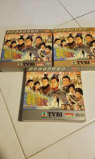 TVB 尋秦記 VCD