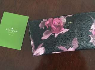 Authentic preloved kate spade wallet