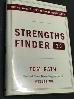 🚚 Strengths finder 2.0 by Tom Rath