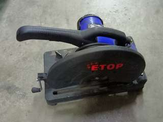 "Second Hand ETOP Brand 14"" Cut Off Machine: XH-355"