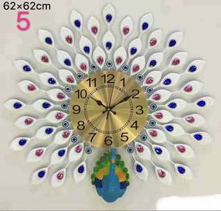 🌼Fashion Metal Welding Wallclocks