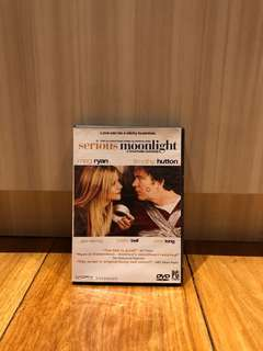 Serious Moonlight DVD