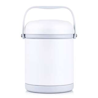 382 Stainless Steel Food Flask with handle