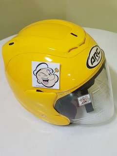 3006*** ARC RITZ Helmet For Sale 😁😁Thanks To All My Buyer Support 🐇🐇 Yamaha, Honda, Suzuki