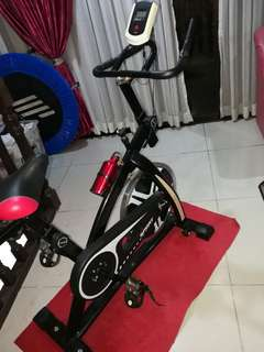 Spin bike- REPRICING less 500!!