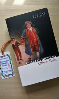 Oliver Twist (Collins Classic)