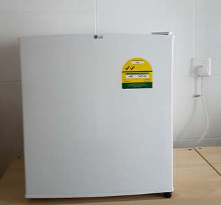 LG mini fridge