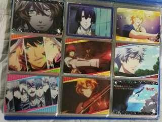 Official Uta no Prince-sama Maji Love 1000% cards