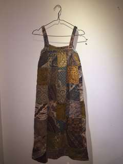 Sundress batik
