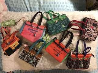 Mouse 多款 多色各一個 可扣在大袋用 放8逹用 放$ 放鎖匙等 全要7個$500 包順丰