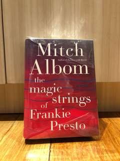The Magic Strings of Frankie Pesto by Mitch Albom