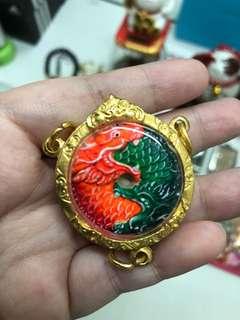 Dragon eat dragon loop om