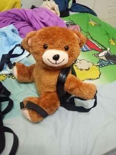 🚚 熊背包