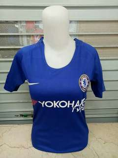 Jersey Chelsea Home Ladies 2017 / 2018 Grade Ori