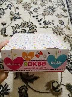 Okbb baby gift set