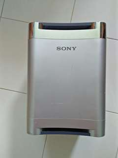 SONY  CENTRAL  WOOFER  SPEAKER