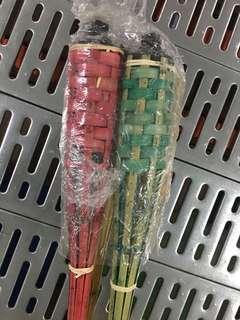 Bamboo Lamp / Pelita buluh