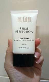 Milani prime perfection Primer